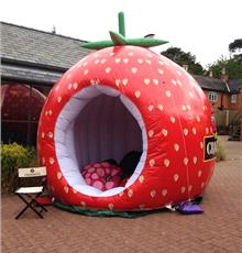 View All Bespoke Inflatable Buildings Max 10m size
