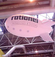 View All Indoor Exhibition Blimps