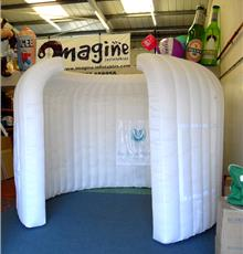 View All Inflatable Pod-Clamshell