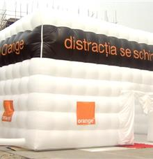 View All Inflatable Cubes - 8m max size