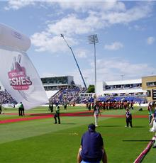 View All Helium Stadium Banners