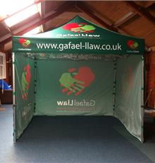 View All Branded Gazebos - Max 8m