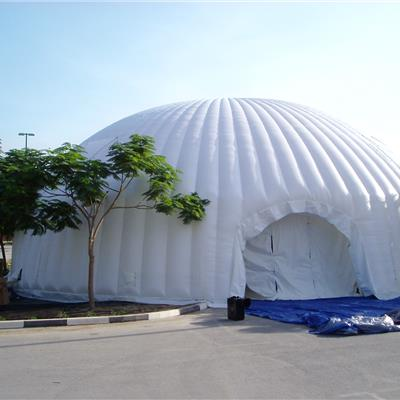 12M Wide Inflatable Dome