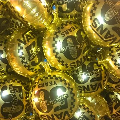 "18"" Gold Foil Balloons