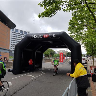 HSBC Race Tunnel