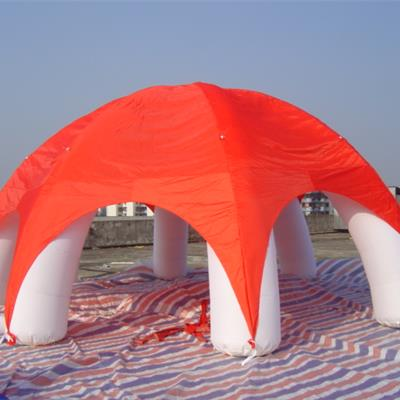 8M Wide Inflatable Event Station