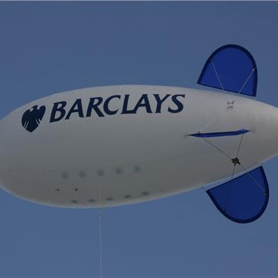 Barclays Direct Printed Blimp