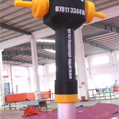 Bespoke Inflatable Air Dancer Drill
