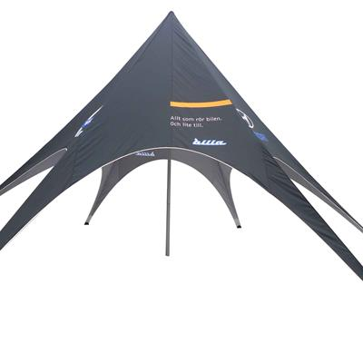 Branded Star Tent 12M Wide