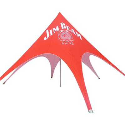 Customised Star Tent