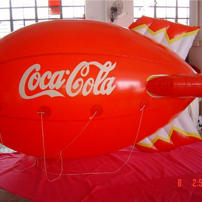 Coca Cola 10ft PVC Indoor Blimp