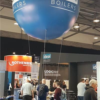 4.5m Indoor helium sphere for Ideal