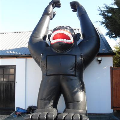 Inflatable Giant Gorilla