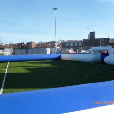 Giant Inflatable Pitch 