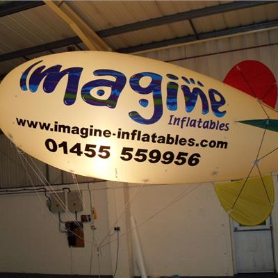 Imagine Inflatables Lighted Blimp