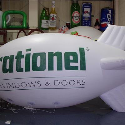 Rationel Blimp in the factory - print drying