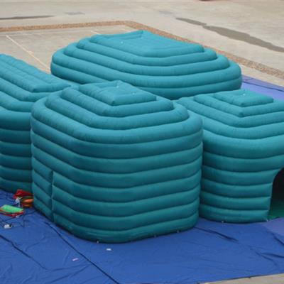 Inflatable Structure designed for children with learning difficulties to have a