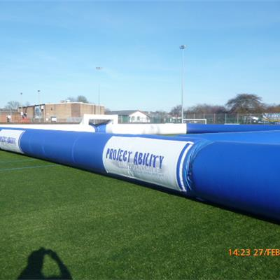 Giant Inflatable Sports Pitch