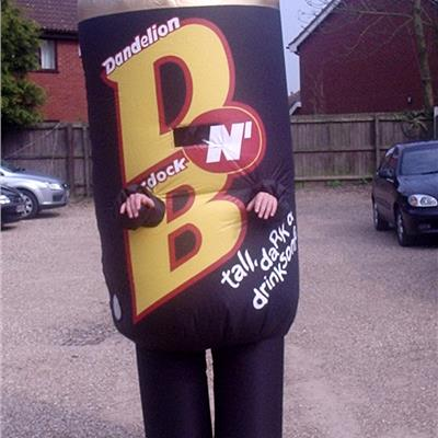 Inflatable Can Costume