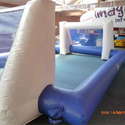 Childrens Small Inflatable Football Pitch