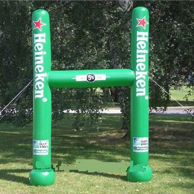 Heineken Inflatable Rugby Posts 3M High x 2M Wide