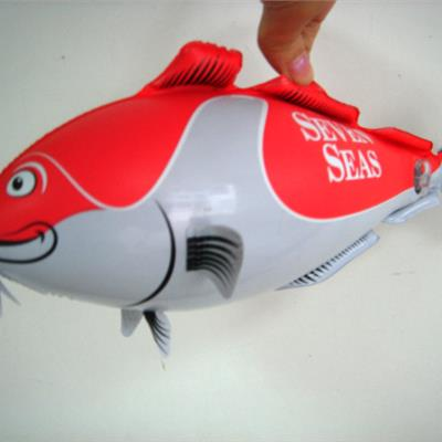 Inflatable PVC Fish for Seven Seas