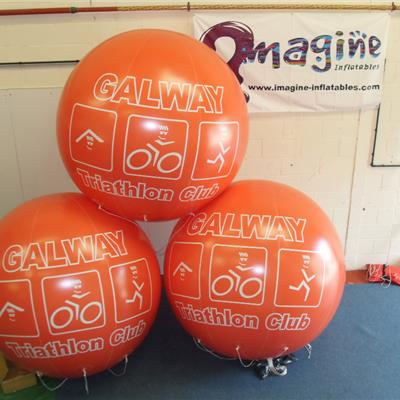 Printed Inflatable Water Buoys
