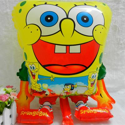 Inflatable Sponge Bob Foil Balloon