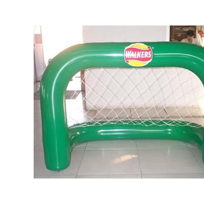 Mini Inflatable Football Goal for Walkers
