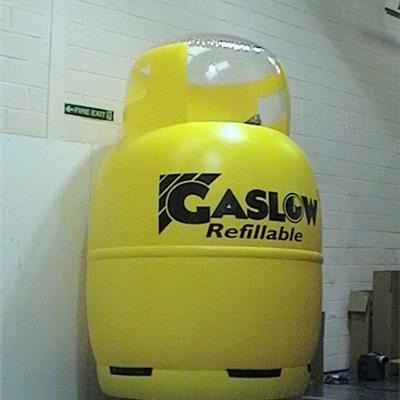 Inflatable Gas Tank Replica