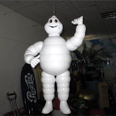 Inflatable Ghost Buster Character