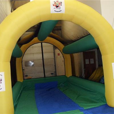 Inflatable Branded Speed Cage