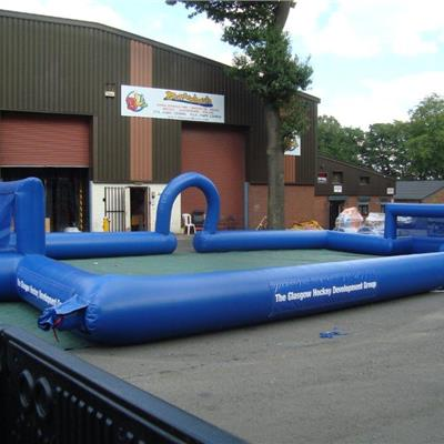 Inflatable Hockey Pitch