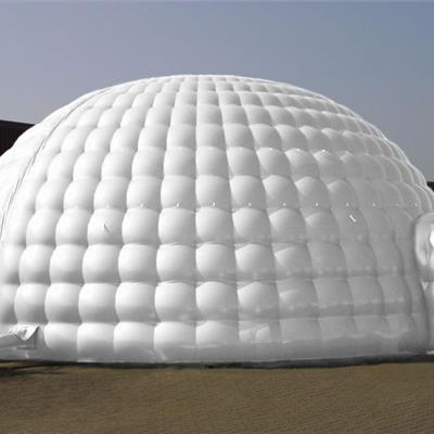 Honeycomb Finish Inflatable Igloo
