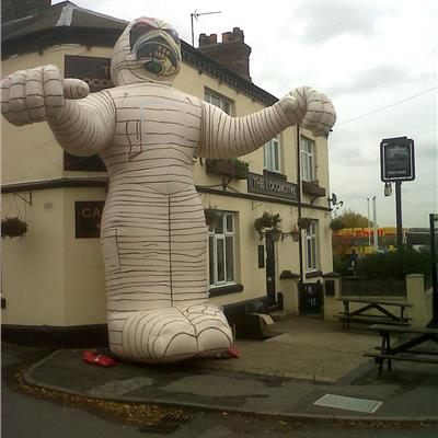 5 Metre Tall Inflatable Mummy