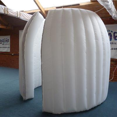 3M Inflatable Pod - Inflatable Room. For indoor events and conferences.