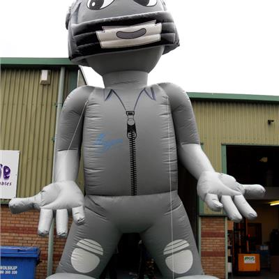 26ft High Inflatable Robot Character