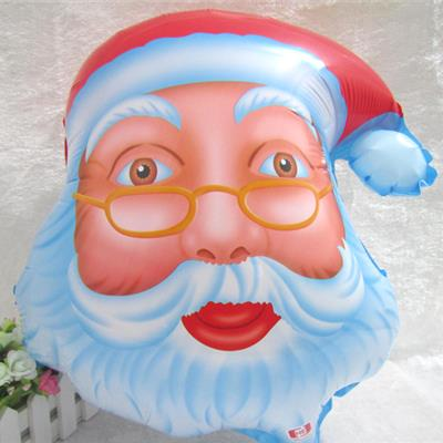 Inflatable Father Christmas Foil Balloon