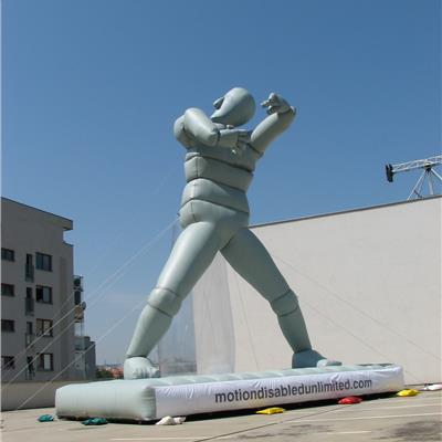 Giant Inflatable Sculpture
