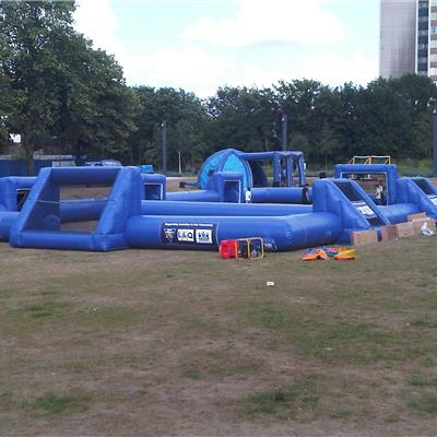 5 in 1 Games Inflatable Sports pitch