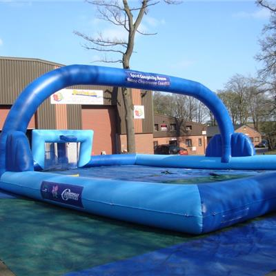 Large inflatable Sports Pitch