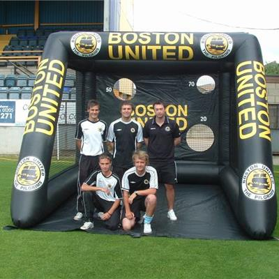 Full Branded Shoot out for Boston United.
