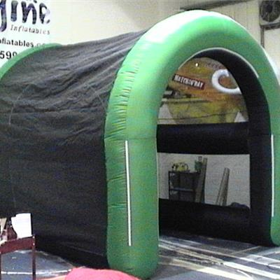Tennis inflatable Sports Game/ Shoot out