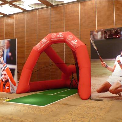 Inflatable Tennis Speed Cage