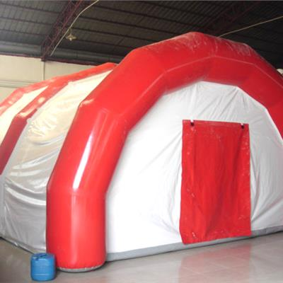 Inflatabel Sealed Tunnel