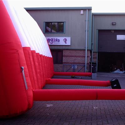 Giant Inflatable Tunnel