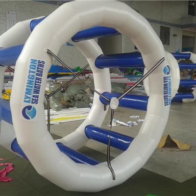 Inflatable Water Walker for Lymington Swimming Baths