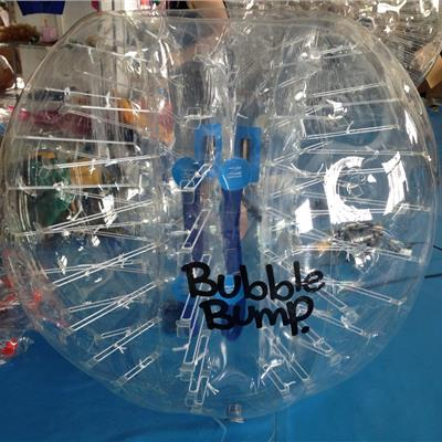 Bubble Football Body Zorb - Printed