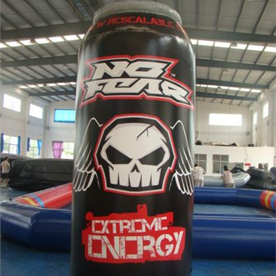 Inflatable No Fear Drinks Can