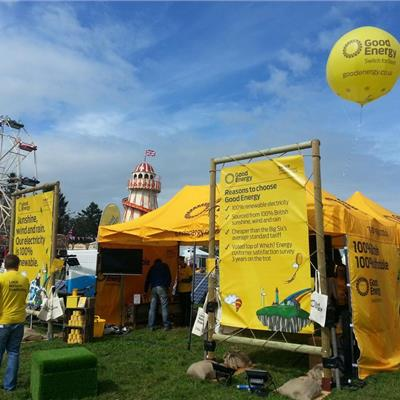 Outdoor Floating Giant Balloon - Fully branded